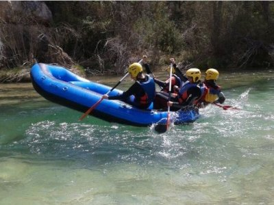 Caving, kayaking and accommodation in Cuenca