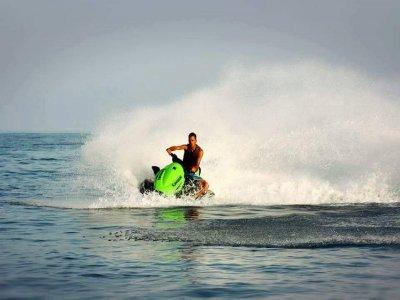 Two-Seater Jet Ski in Costa del Sol, 30-Min