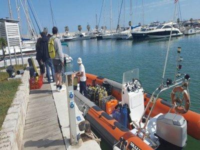 Maskydiving Sitges Paseos en Barco