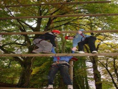 Mount Severn Activity Centre Canopy