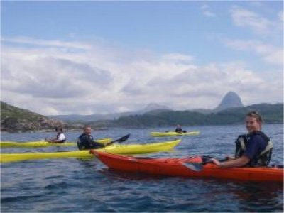 Walking and Wildlife Adventures Kayaking