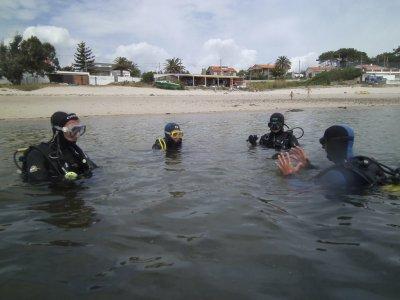 Discover Scuba Diving Sanxenxo, Pontevedra