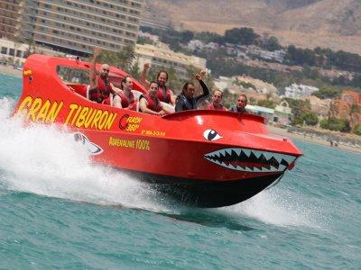 Xtrem adventure package for 2 in Torremolinos