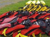 Coasteering equipment