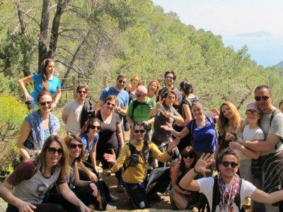 Trekking tour Ibiza, 4 hours
