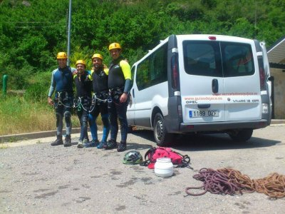 2 days canyoning with stay, Pyrenees
