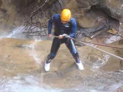 2 days canyoning Level I