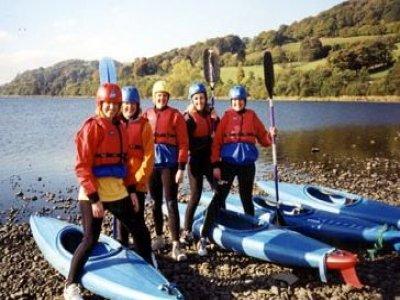 Mountain and Water Kayaking