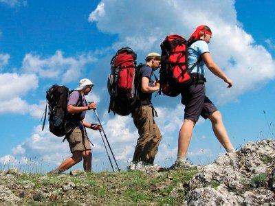 Trekking through GR11's peaks, 3 days