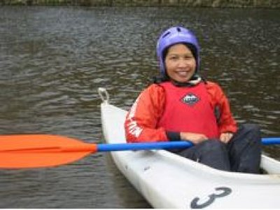 Girlguiding UK Waddow Hall Kayaking