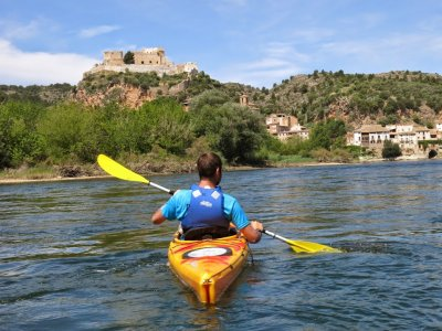 Canoeing in the Ebro - 1 Day Long