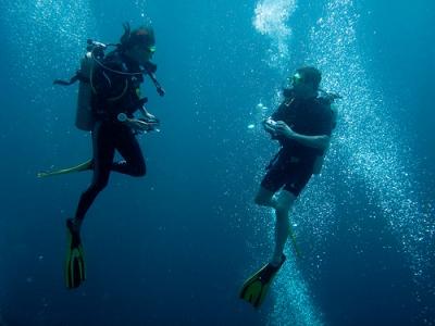 Open Water Diver Certificate, Gandía