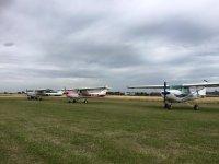 Their aircraft fleet