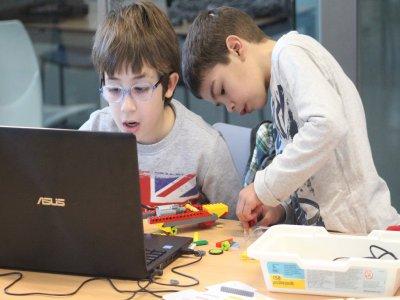 Minecraft course with JavaScript, Bilbao