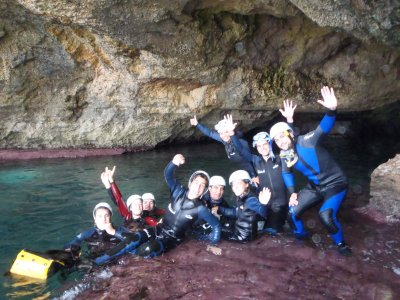 Caving in Cova des Coloms, 4 hours