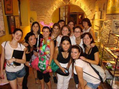 Aymara Pack: Outdoor game + dinner + club. Toledo.