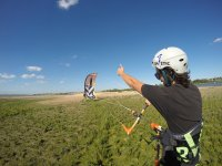 Kitesurfing basics
