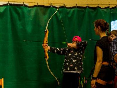 Archery session in Mazaricos 30 minutes