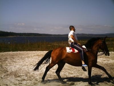 Horse Riding Baptism in Mazaricos, A Coruña