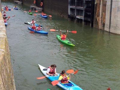 Canoeing from Xerta to Tortosa - 2 hours