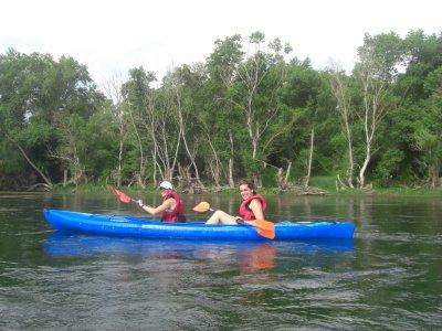 Canoe ride from Benifallet to Xerta, 2h 30min
