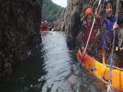 Yenworthy Lodge Kayaking