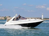 Powerboat day experience