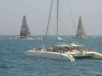 Boat mini cruise, Altea and Calpe. 2h