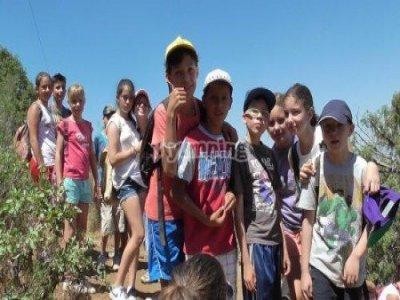 Multi-adventure camp, Los Yébenes, 10 days