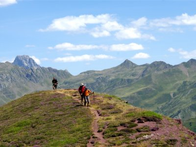 Hiking trip in the Pyrenees