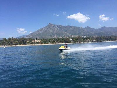 Ride a Jet-ski, 30min in Marbella