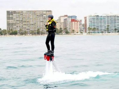 Flyboard in Denia - 20 minutes