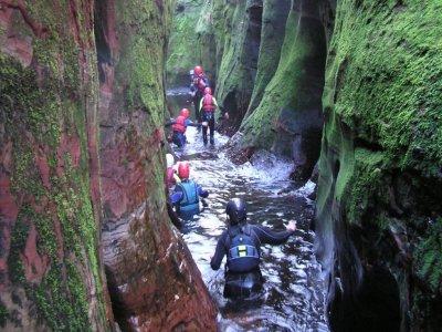 Alba Adventures Canyoning