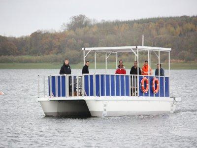 Outdoor + Active Roadford Boat Trips