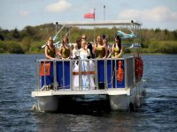 A ferry for the bride