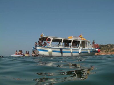 Chill Out Boat Tour, Mar Menor, For Kids