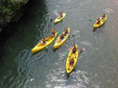 Parque Natural Aventura Canoas