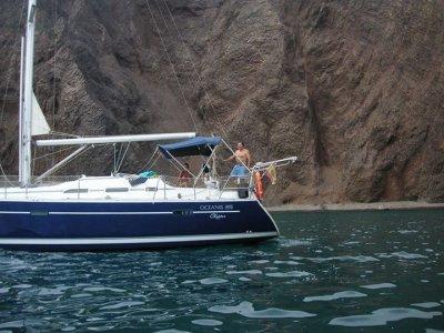 8 hour boat trip to Cabo de Gata