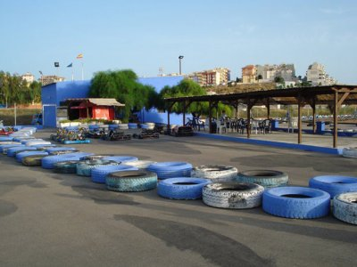 Karting in La Azahía