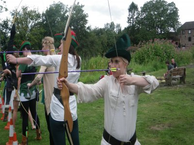 Experience Adventure Northern Ltd Archery