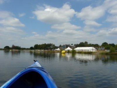 Top Barn Activity Centre Kayaking