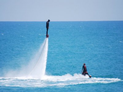Flyboard in Torrevieja, 20 minutes