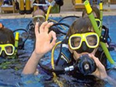 Time to Scuba