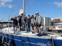 Corporate sailing days