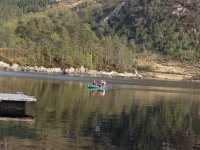 Wilderness Guides Canoe rental available.