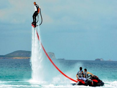 Flyboard in Marina Real of Valencia 15 minutes