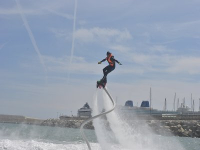OFFER Flyboard Duo in Valencia 30 minutes
