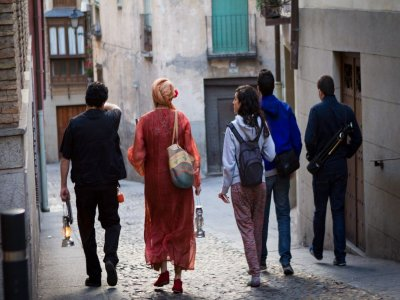 Guided Tour in Toledo + traditional dinner