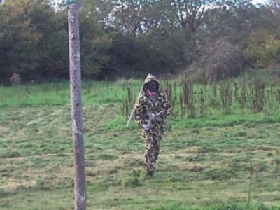 Mid Antrim Paintball & Airsoft Paintball