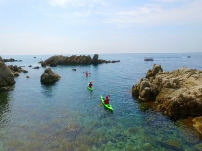 Kayak Adventure Lloret